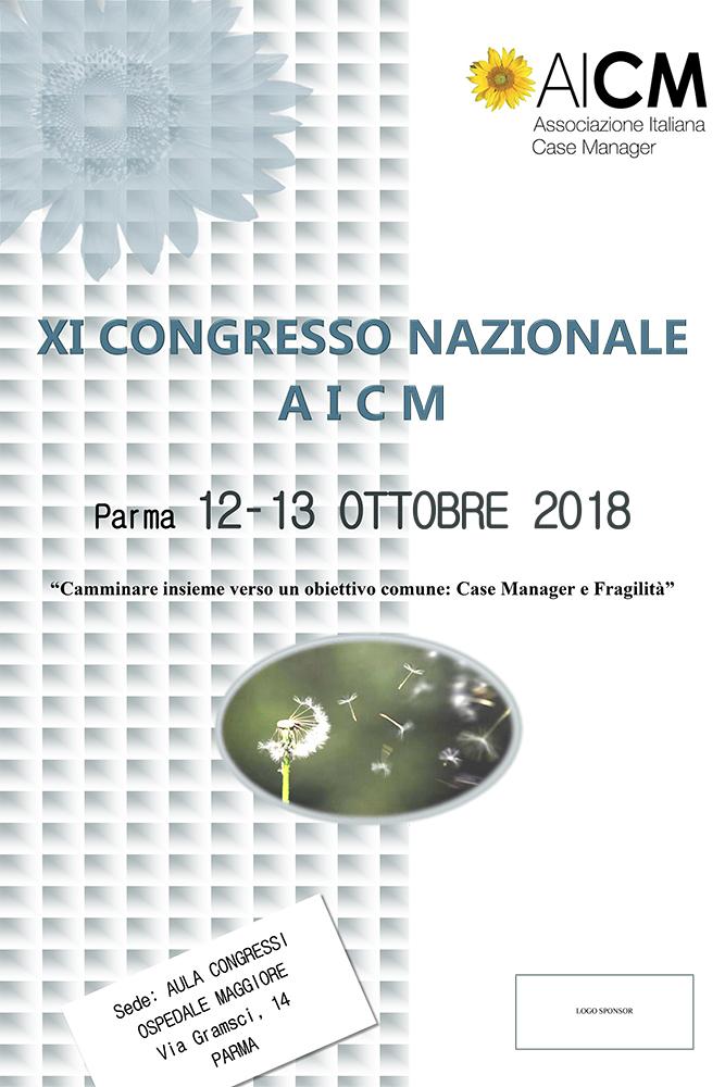 Congresso Nazionale – Parma 12 e 13 Ottobre 2018